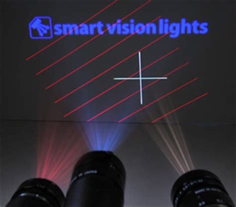 smart vision lights structured light smart vision lights