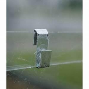 Serre Acier Verre : clips de verre s acd pour tous types de serre en verre ~ Premium-room.com Idées de Décoration