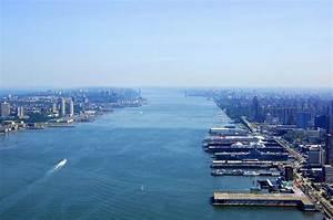 New York Harbor In New York NY United States Harbor