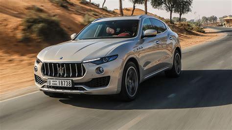 2019 Maserati Suv by Maserati Levante S 2019 Review Granlusso Suv Driven
