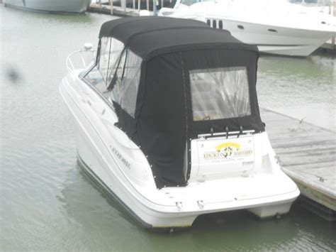 Boat Canvas Marblehead Ohio by 2009 Four Winns Boats 258 Vista Marblehead Oh For Sale