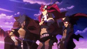 Gurren Lagann GIF - Find & Share on GIPHY