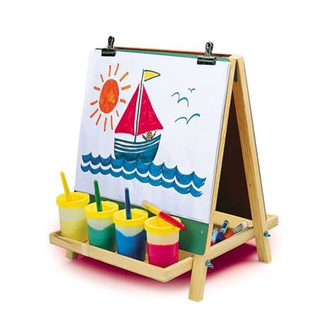 Easel Desk For Toddlers by Table Top Easels For A Buying Guide Seekyt