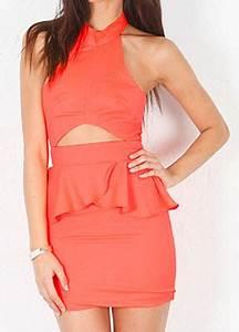 Julianne Hough Cutout Dress