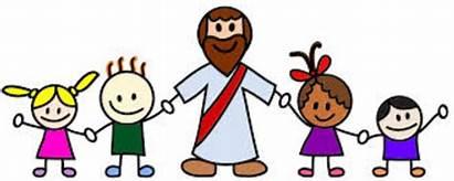 Nursery Church Service Children Jesus Sunday Formation