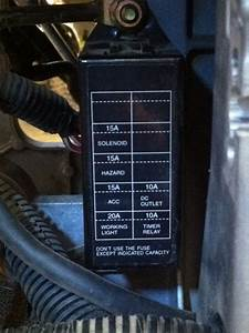 87da029 Kubota Tractor Fuse Box Location