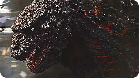 Godzilla Resurgence Trailer 2 (2016)