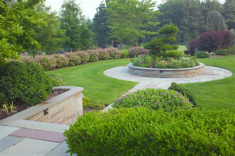 Formal Garden : Magnificent Formal Garden Design