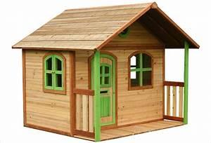 Cabane Exterieur Enfant : maison bois pour enfant les cabanes de jardin abri de ~ Melissatoandfro.com Idées de Décoration