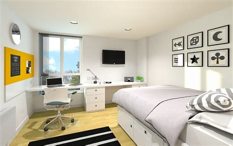 Types Of Accommodation  Askham Bryan College