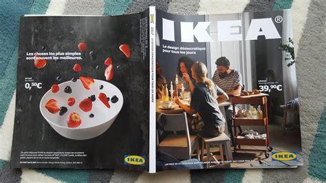 ikea le catalogue ikea 2017 le design d 233 mocratique pour tous les