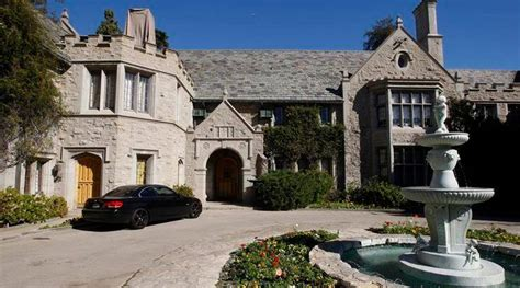 Playboy mansion has a new owner: The billionaire-next-door ...