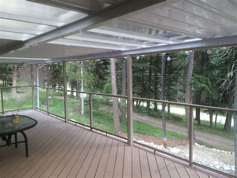 kelowna patio covers  deck covers tropicana sunrooms