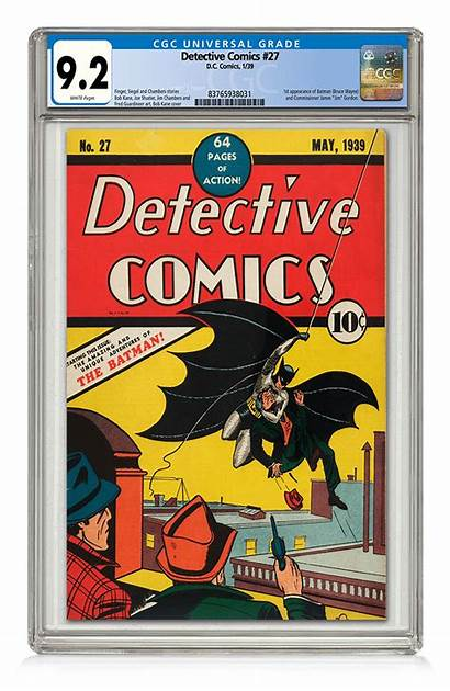 Comic Cgc Grading Graded Books Comics Grade