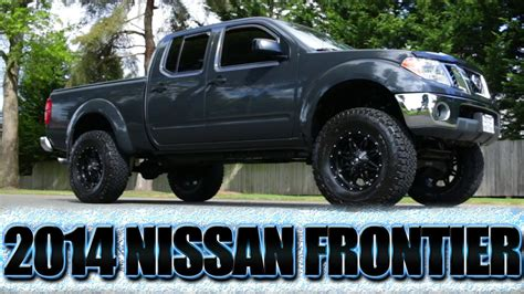 lifted silver nissan frontier 2014 nissan frontier pro 4x lifted www pixshark com