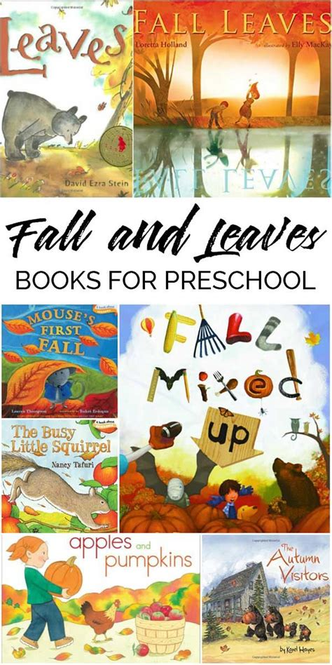 361 best fall trees and leaves theme for preschool and 322 | d4f535b0ccdcd7ac40841b73dc52f20a books for toddlers toddler books