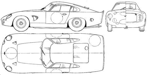 Car Aston Martin Type 215 Zagato