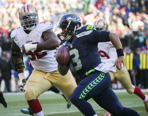 seahawks beat  ers    seattle times