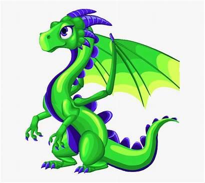 Dragon Clipart Cartoon Mythical Creature Clip Dragons