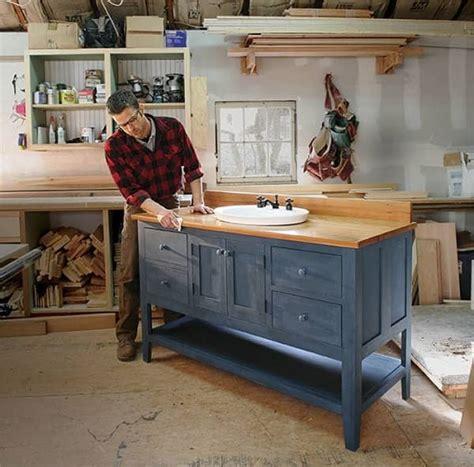 Build My Own Bathroom Vanity Diy Make Your Own Bathroom Vanity With Easiest And