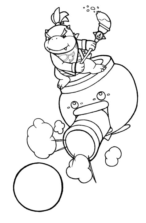 Giga Bowser Kleurplaten by Bowser Drawing At Getdrawings Free For Personal Use