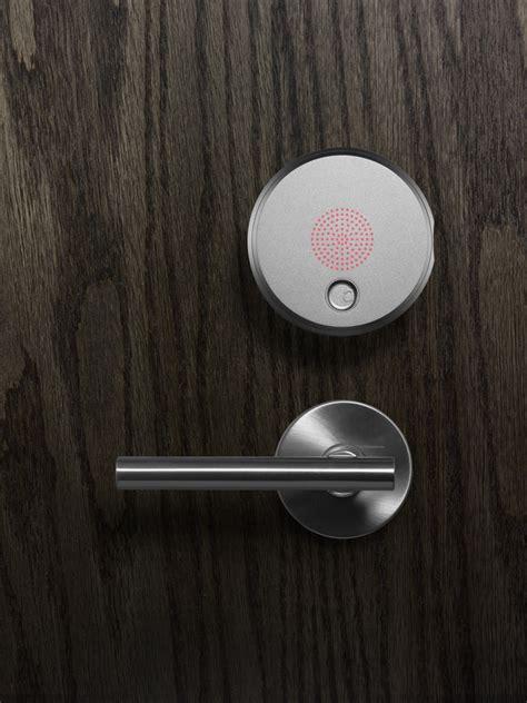 august door lock august smart lock a smartphone controlled door lock