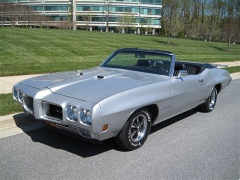 1970 For Sale by 1970 Pontiac Gto 1970 Pontiac Gto For Sale To Buy Or