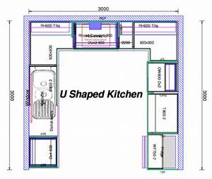 U shaped kitchen layout ideas kitchen design ideas for Kitchen design for u shaped layouts