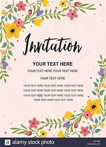 Anniversary, Party, Invitation, Card, Template, Colorful