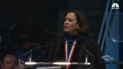 Sen. Kamala Harris, Daughter of Howard University, Comes Home