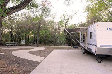 cedar hill state park full hookup campsites texas parks wildlife department