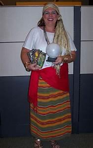 Safari Costume Diy Fortune Teller Costumes For Men Women Kids