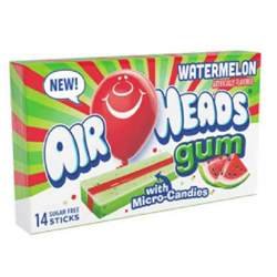 airheads watermelon gum with micro candies candyfunhouse ca