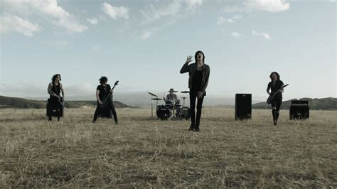 Asking Alexandria  Here I Am (official Music Video) Youtube