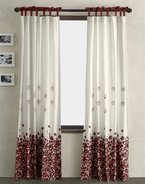 Dkny Curtain Panels Uk by Dkny Wildflower Field Window Curtain Panel Curtainworks