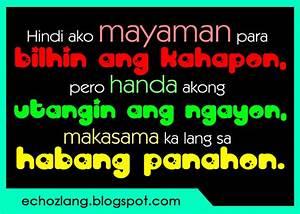 Feeling Mayaman... Hindi Ako Cute Quotes