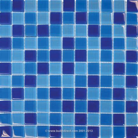 blue chroma mosaic