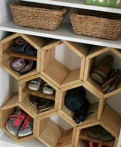 25 DIY Shoe Rack-Keep Your Shoe Collection Neat and Tidy
