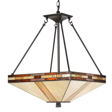 springdale lighting mission 3 light antique bronze