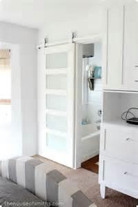 bathroom closet door ideas 25 best sliding bathroom doors ideas on bathroom doors barn doors for homes and