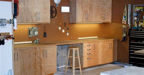 woodworking garage cabinets   kitchen renovation