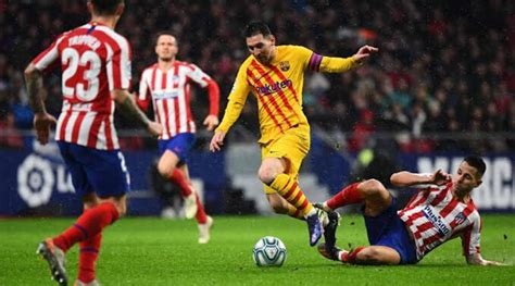 Barcelona vs Atletico Madrid Live Streaming and Telecast ...