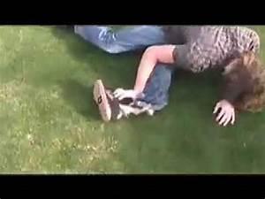 Broken Leg - YouTube