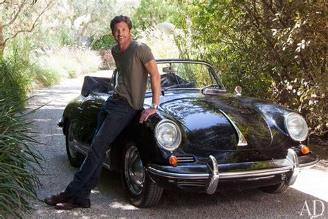 patrick dempsey   passion  vintage cars