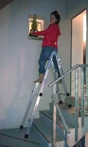 Leiter Für Treppenstufen : leitern treppenhaus treppenhausleiter treppenleiter ~ A.2002-acura-tl-radio.info Haus und Dekorationen