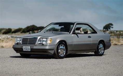 no reserve 1995 mercedes e320 coupe for sale bat auctions sold for 7 900 may 30