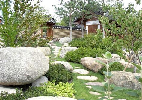 Garten Gestalten Findlinge by Garten Mit Feldsteinen Gestalten