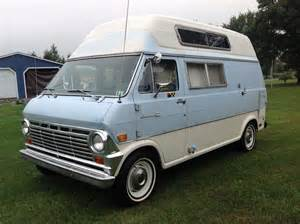 1969 Ford Econoline Camper Van