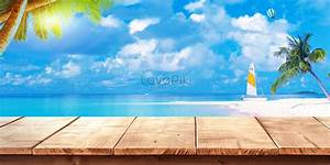 Solstice Theme A Cool Summer Background Creative Image Picture Free