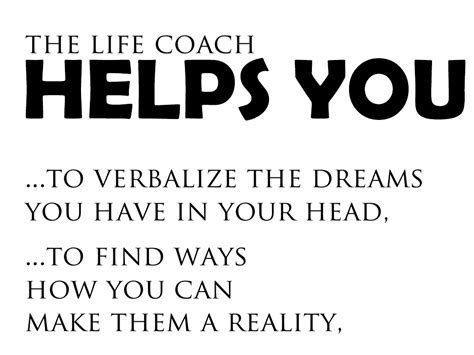 Life Coaching In A Nutshell